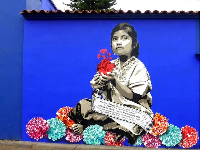 Violencia hacia mujeres en las artes visuales contemporáneas de México