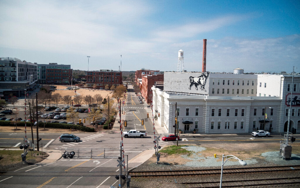 Redistritación en Durham, Carolina del Norte