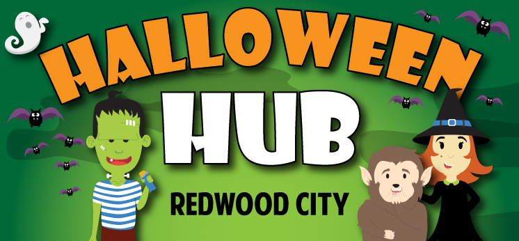 Redwood City, ready to celebrate Halloween